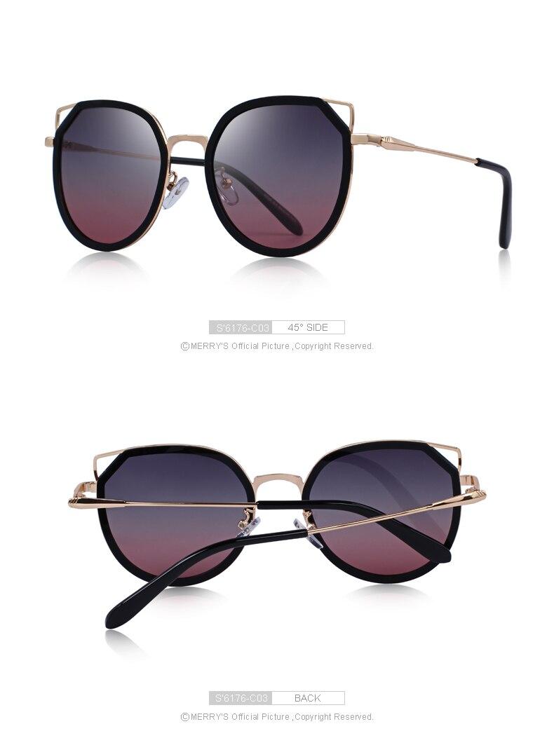 نظارات شمسية للسيدات بعدسات بلورايزد بعدة الوان 2018 10
