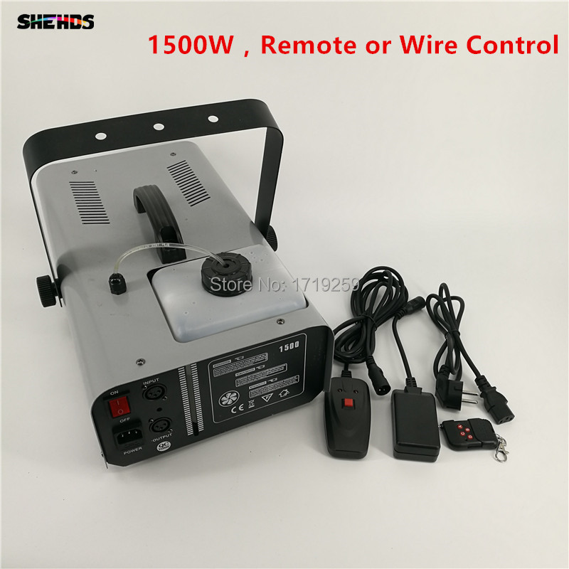 1500WRemote or Wire Control