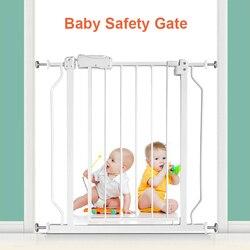 Защитные ворота для детей, защитные лестницы, защитный барьер с дверцей для детей, Безопасные ворота, домашние животные, собака, изоляционны...