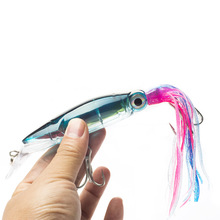SEALURER NEW Fishing Lure Minnow Crankbait 23cm/40g Fishing Tackle 6 Color Available Squid Lure Fishing Bait(China)