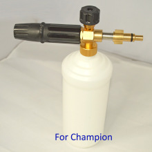 High Pressure Soap Foamer/ Foam Generator/ Foam Nozzle/ snow lance sprayer foam gun for Champion High Pressure Washer Car Washer(China)