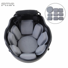 FMA Helmet Protective-Pad-Kits Soft-Cushion Foam Universal Mich/ach Men for Airsoft