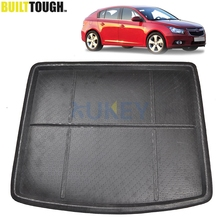 FitFor 2012-2016 Chevrolet Holden Cruze 5dr Hatchback Rear Trunk Liner Boot Cargo Mat Tray Floor Carpet Protector 2013 2014 2015(China)
