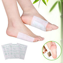 10x Good Detox Foot Pad Patch Detoxify Toxins Adhesive Keeping Fit Health Care