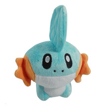 15CM Anime  XY Plush Cute Pocket Doll Soft Stuffed Mudkip Plush Toys With  Soft Doll For Children Gift