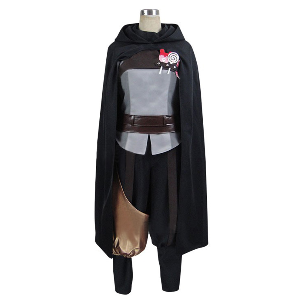 CGCOS Free Shipping Cosplay Costume Fire Emblem Awakening Gaius Anime Uniform Halloween Christmas Party