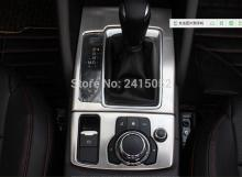Gear boxes automotive interior decoration benches decorative stamps with panel accent bar 2014-2015 for Mazda CX-5(China)