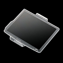 Camera LCD Monitor Screen Protector BM-10 Transparent Plastic Cover for Nikon D90 Body DSLR Accessories
