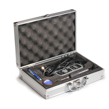 YIHUA 908D 65W Electric Soldering Iron SMD Solder Station Adjustable Thermostat Mini Pocket Iron Rework Repair Tools Metal Box(China)