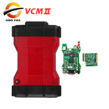 VCM2 Diagnostic Scanner For Ford multi-language VCM II IDS Support 2015 for Ford Vehicles IDS VCM 2 carton package free shipping