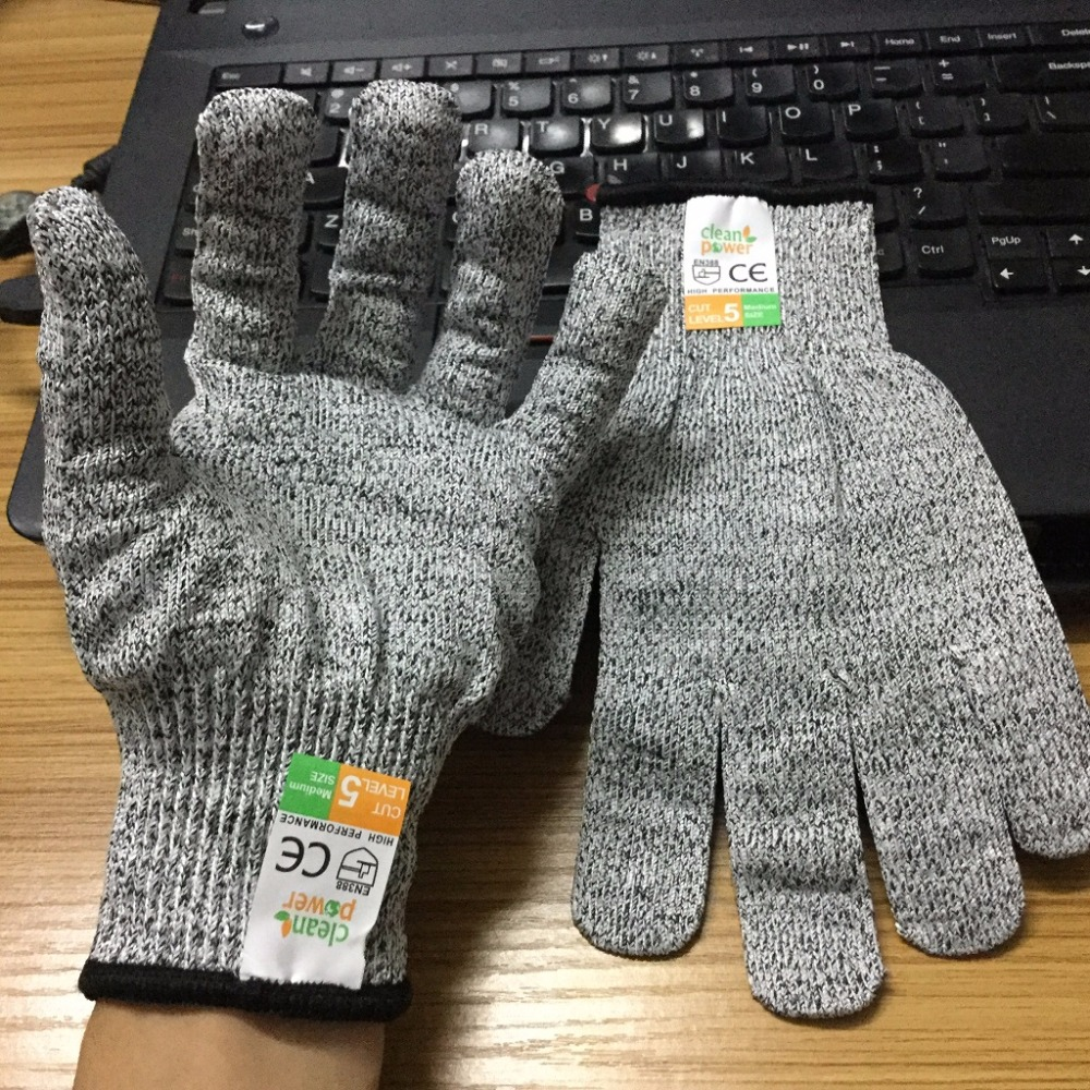 HOT Kevlar Gloves Proof Protect HPPE Safety Mesh Butcher Anti-cutting Breathable Work Gloves Polyethylene Cut Resistant Gloves<br><br>Aliexpress