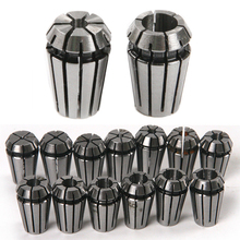 High Quality 15pcs/set ER11 Precision Spring Collet Set For CNC Engraving Machine Lathe Mill Tool