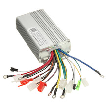 48V 500W 30A Brushless Motor Controller for Electric Scooters Bike High Quality(China)