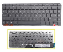 SSEA Brand New US Keyboard for HP Split 13-M000 X2 13-M100 X2 Laptop Keyboard without frame