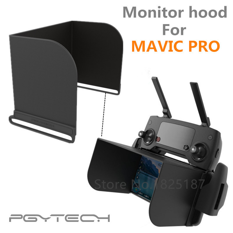 PGY Phone monitor hood Sunshade series For DJI MAVIC PRO Phantom 4 3 Inspire1 M600 OSMO Parts<br><br>Aliexpress