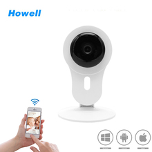 Howell HD 720P Mini Wifi IP Camera Wireless Baby Monitor CCTV Home Security Surveillance Camera Night Vision Camara IP Babyphone