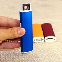 USB cigarette lighter case(China)