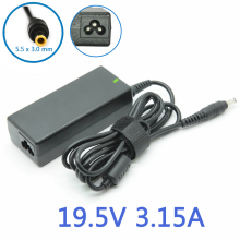 19V 3.15A 5.5*3.0mm AC Adapter Laptop Charger Power Supply For notebook samsung R20 R45 R100 X15 X05 X30 P30 R429 RV411 R428