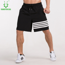 Men Beach Shorts Fashion Beach Holiday Casual Shorts Loose Fit Breathable Summer(China)