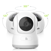 H 632KC IP Camera baby monitor P2P Wifi Wireless Security Camera with Pan & Tilt Night Vision Micro SD Card slot ONVIF