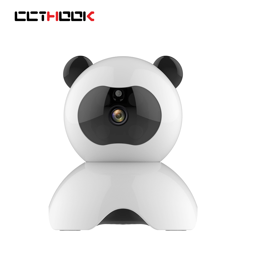 CCTHOOK Baby Monitor Mini Wifi IP Camera 1080P FHD Wireless Wi-fi Video Surveillance Night Vision Security Camera Network Indoor<br>