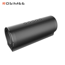 HIFI Bass 20W Bluetooth Metal Speaker 5 Pcs Sound Units 3D Stereo Portable Wireless Computer Car Speaker Subwoofer Mic Handfree(China)