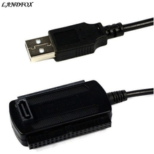 New USB 2.0 to IDE SATA Converter Adapter Cable for 2.5 3.5 Hard Drive Disk HDD(China)