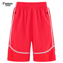 Pastore1908 Sports Men's Basketball Pants Shorts Training Team Game Number Custom DIY Running Large Size Quick-drying S-XXXL 316