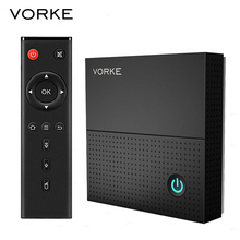 3GB DDR4 64GB eMMC VORKE Z6 KODI 17.4 Android 7.1.2 Amlogic S912 5.0 4K Smart TV BOX AC WIFI 1000M LAN Bluetooth 4.1 Set Top Box(China)