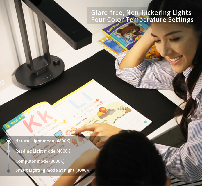 Aura 14MP Smart Book & Document Scanner with AI Technology for 187 Languages OCR Supported Innovative Glare-free Lamp Free APP_11