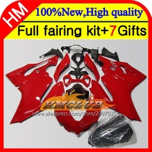 Injection Body For DUCATI Factory red 899R 1199R 899 1199 12 13 14 15 16 15HM4 899S S R 1199S 2012 2013 2014 2015 2016 Fairing