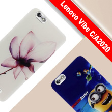 Lenovo A2020 Case cover Cartoon Soft Lenovo Vibe C 2020 Case TPU Soft Painting Phone Funda For Lenovo vibe c  cover VibeC A 2020