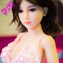 Real Full Size Silicone 100 cm Sex Dolls With Skeleton Real Solid Tan Skin Anime Love Dolls With Big Breasts For Men