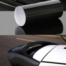 Buy 1PC 300mmX1520mm Car Interior Exterior decoration 5D Carbon Fiber Vinyl Film Sticker car-styling for $7.24 in AliExpress store