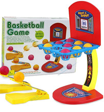 New colorful  marbles shooting game basketball toys, board games interactive toys for kids parent brinquedos