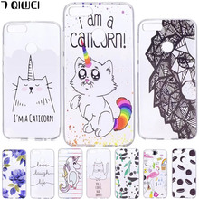 Buy Xiaomi Mi A1 Case MiA1 Silicon Soft Cute Cat Unicorn Back Phone Cases Hoesje Xiaomi Mi 5X Mi5X Case Cover TPU Fundas 5.5 for $1.51 in AliExpress store