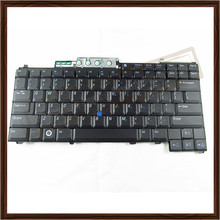 Original Black US Keyboard for DELL D630 D620 D830 D820 PP18L M65 M4300 D631 US Laptop Keyboard Replacement(China)