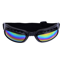 Outdoor Reflective Skate Motorcycle Motocross Googles Dirt Bike Cycling Google Off Road Eyewear ATV UV Colourful Glasses(China)