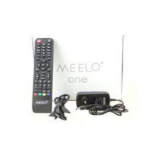 MEELO one DVB-S2 Tuner X SOLO MINI 2 Linux Receiver 750 MHz CPU Satellite TV Receiver Support YouTube Cccam S2 TV Box