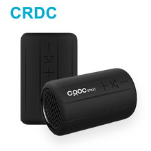 CRDC Mini Wireless Bluetooth Speaker Waterproof Portable Stereo Sound Box Portable Subwoofer Loudspeakers For Phone/PC/Bicycle