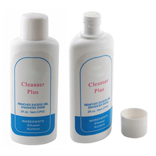1pc  Cleaning Nail Polish Remover For Nail Art Professional Acrylic Remover Liquid Nail UV Gel Remover Cleanser Plus