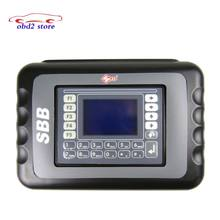 SBB V33.02 Key Professional Universal Auto sbb Key Programmer Multi-language SBB Silca V33.02 Key Programmer Key Maker Free Ship(China)