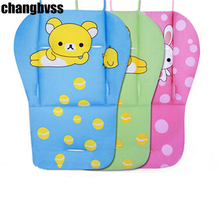 New Baby Stroller Cushion,Multifunctional Baby Stroller Pad,Thickening Warm Baby Kids Stroller Mat,Child Baby Pushchair Mattress