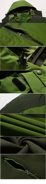 MX-HLZ80029 men and Women fashion warm casual fleece   (8)
