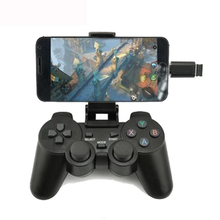 2.4G Wireless Gamepad For Android Smartphone For PS3 Game Controller For Xiaomi TV BOX VR BOX Joystick For PC Mac Game Accessory