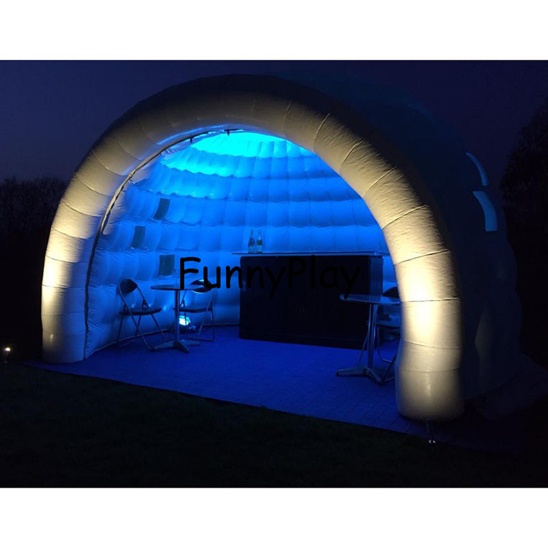 inflatable meeting tent4