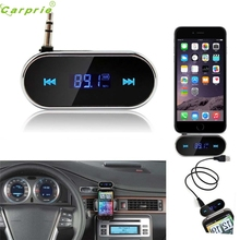 High Quality  Practical Car Kit Wireless FM Transmitter MP3 Player USB SD LCD Remote Handsfree