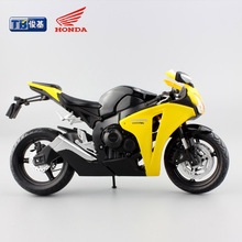 1:12 scale kids Motorcycle honda CBR1000RR Die cast motorbike alloy metal models race car toys collectible display for children