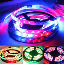 Dreamy Lighting 16.4ft 5m SMD 5050 270leds Waterproof Multi Magic RGB Dream Color Horse Race Flashy LED Strip 54led/m+25 Key  IR