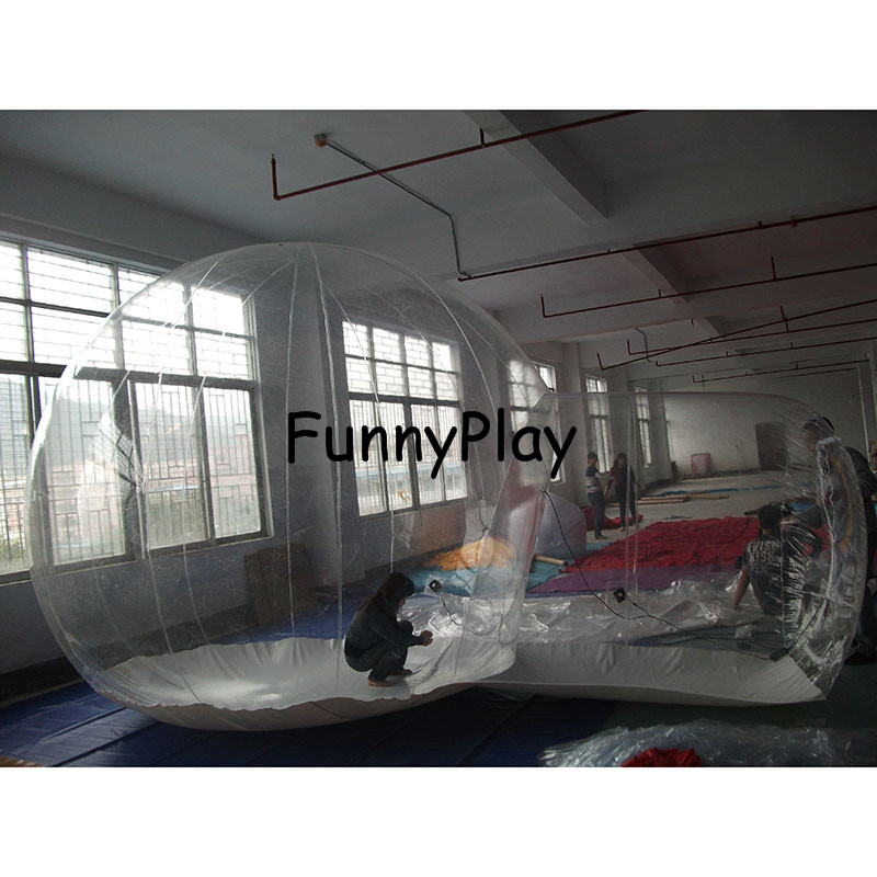 Inflatable Bubble Tent House7
